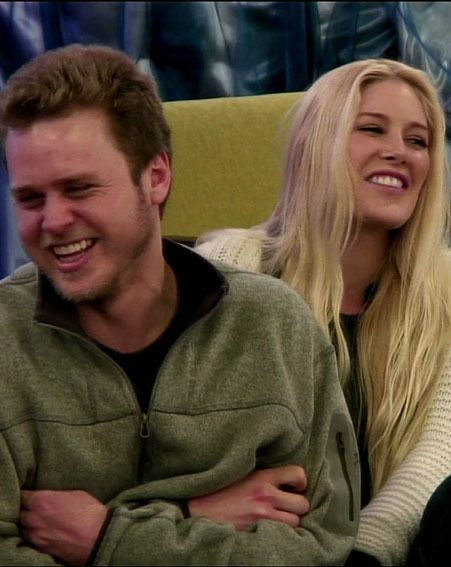 Heidi Montag and Spencer Pratt were playing up to the cameras while they were in the CBB house