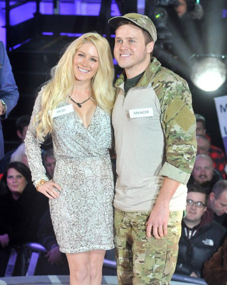 Spencer Pratt and Heidi Montag refused to accept money for sex on TV