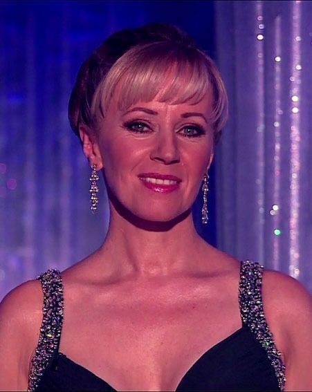 Dancing On Ice judge Karen Barber spoke exclusively to new! magazine