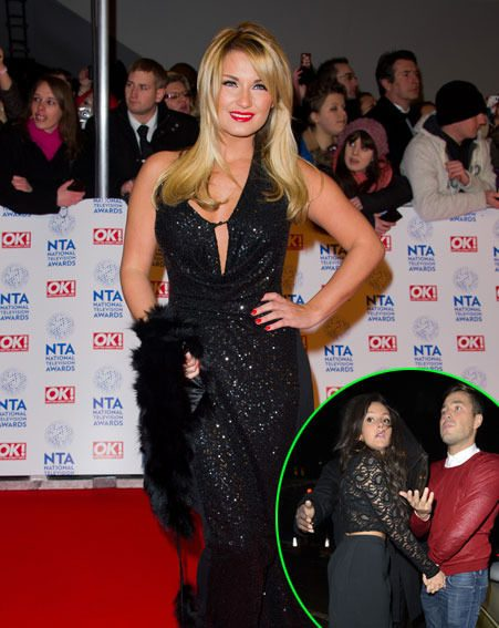 Sam Faiers told new! that Mark Wright has always fancied Michelle Keegan