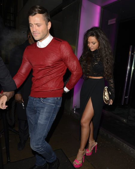 Mark Wright and Michelle Keegan have been dating for a few months