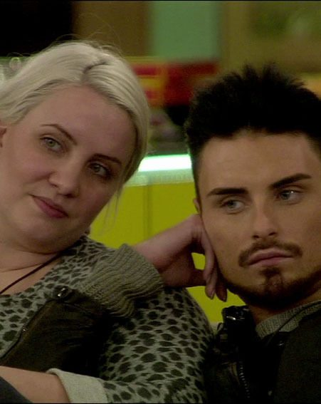 Rylan Clark thinks CBB housemate Claire Richards is a great mum