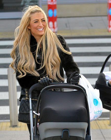 Chantelle Houghton has refused to comment on Alex Reid's latest tweet