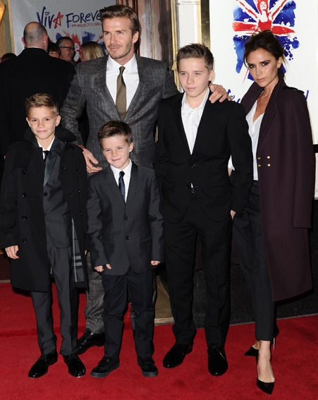 Victoria Beckham will stay in the UK as her husband David plays for Paris