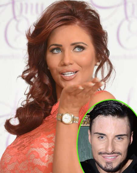 Former TOWIE star Amy Childs wants CBB winner Rylan Clark to join her on her new TV show