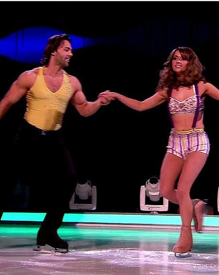 Samia Ghadie struggled without her dance partner