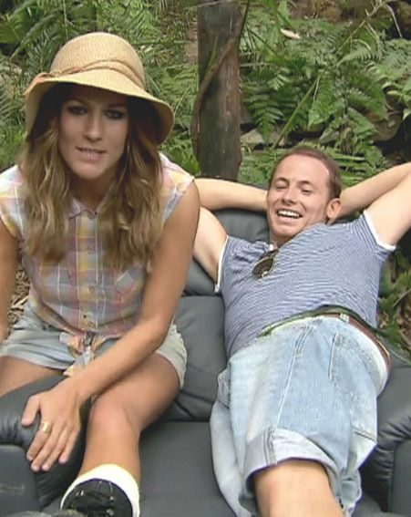Joe Swash has admitted that he fancies former co-host Caroline Flack
