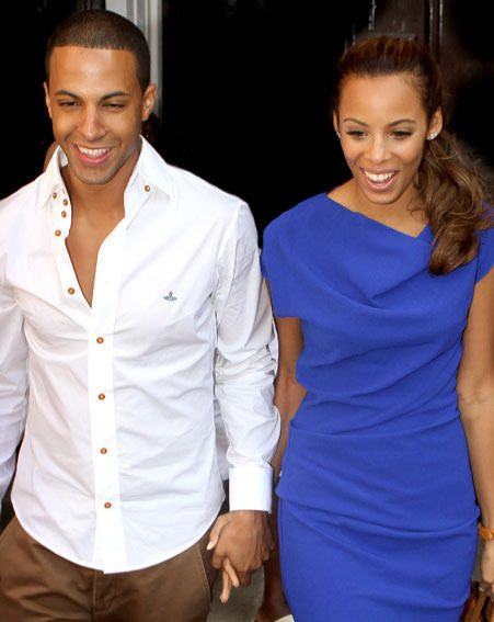 Rochelle Humes and her JLS hubby Marvin are expecting their first baby in the summer