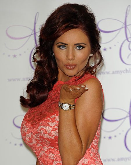Amy Childs chatted to new! about her latest diet and fitness regime