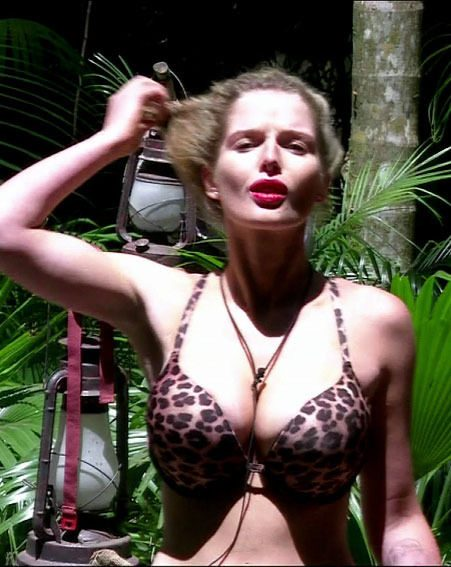 Michelle Keegan was proud of Helen Flanagan's I'm A Celebrity...Get Me Out Of Here! achievements