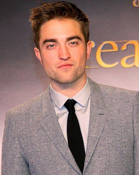 Robert Pattinson revealed he's a big X Factor fan