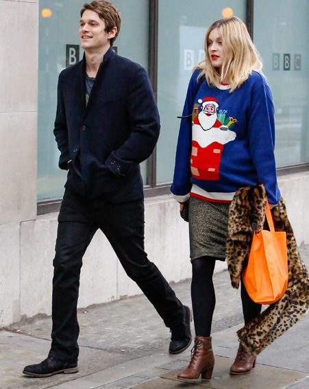 Fearne Cotton and boyfriend Jesse Wood have welcomed their first child
