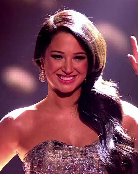 Tulisa has been on The X Factor judging panel for two years