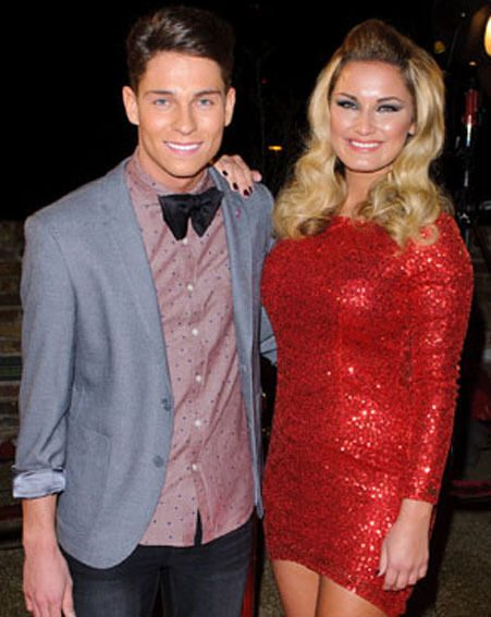 Sam Faiers and Joey Essex admitted that TOWIE puts a strain on their relationship