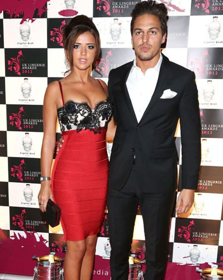 Lucy Mecklenburgh has reportedly moved out and is staying with Sam Faiers