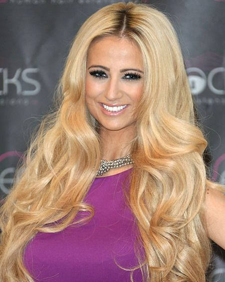 Chantelle Houghton is rumoured to have met a new man