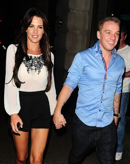 Danielle Lloyd and hubby Jamie O'Hara are expecting their third child together