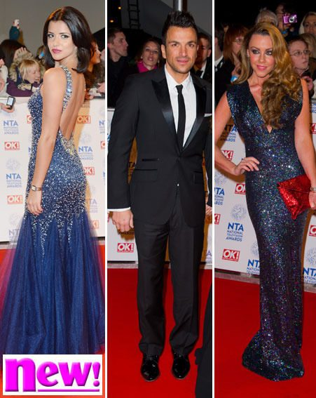 Lucy Mecklenburgh, Peter Andre and Michelle Heaton will be at the new! magazine party