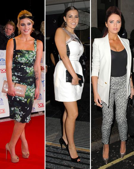 You could be partying with Helen Flanagan, Imogen Thomas and Amy Childs