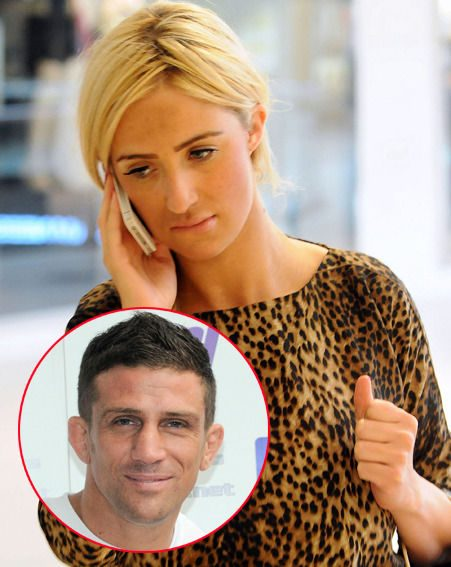 Chantelle Houghton has responded to some of Alex Reid's claims