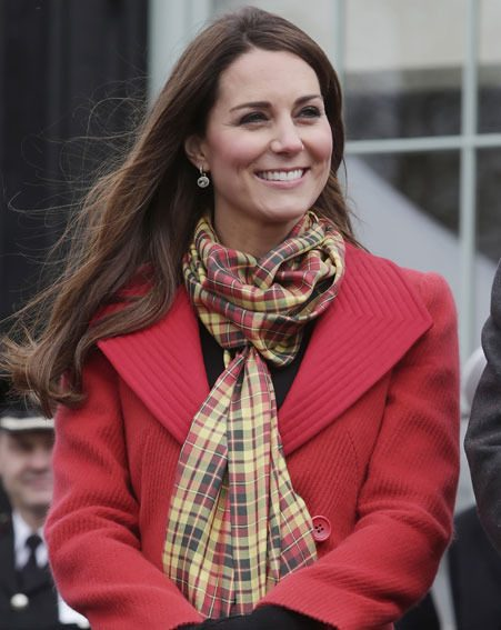 Kate Middleton is expecting her first baby this summer
