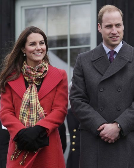 Prince William and Kate Middleton's baby names have been shortlisted by bookmakers