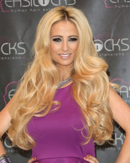 Chantelle Houghton reveals that she's the 'happiest' she's ever been