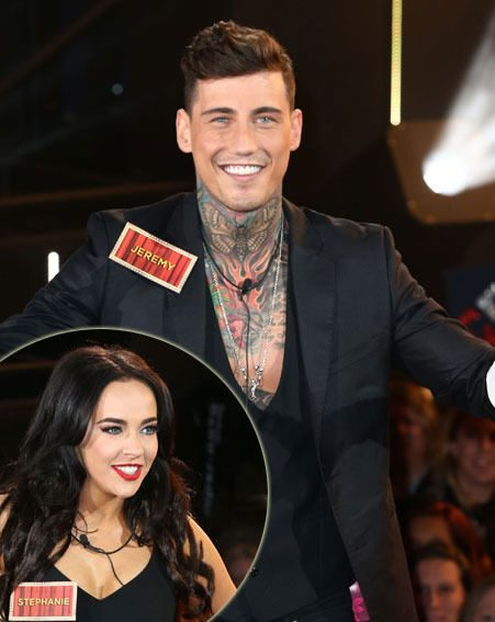 Jeremy McConnell's pal says he wouldn't say no to Stephanie Davies' advances