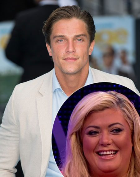 Lewis Bloor likened his pal Gemma Collins to Marmite