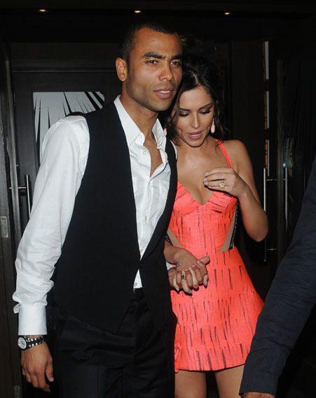 Cheryl and Ashley split back in 2010