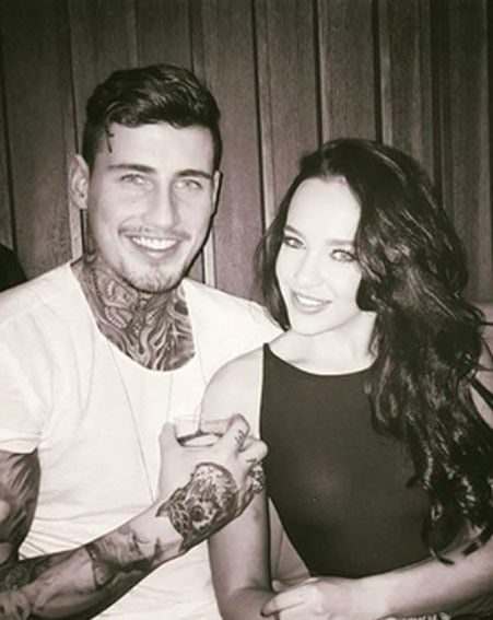 Stephanie Davis and Jeremy McConnell's relationship has been intense since they left CBB