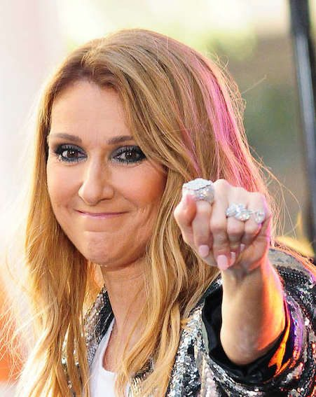Freedom at 50: Céline Dion is in control as she reaches a milestone