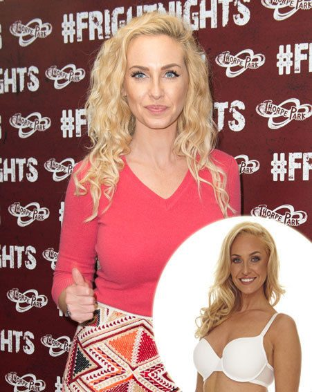 Josie Gibson reveals the results of her tummy tuck